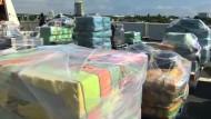 Amerikanische Küstenwache beschlagnahmt 26 Tonnen Kokain