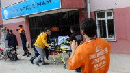 Frau bei Raketenangriff getötet