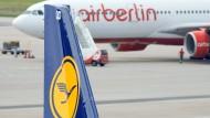 Lufthansa-Chef Carsten Spohr hat bereits offen Interesse an einer Übernahme von Air Berlin bekundet.