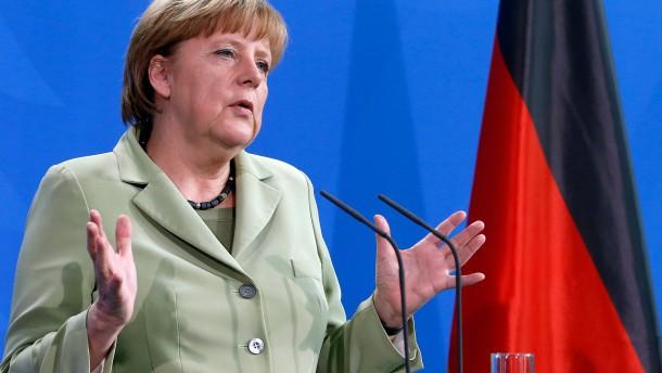 CDU-Abgeordnete verwundert über Merkels Wahlkampfversprechen