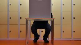 Falschinformationen beeinflussen Wahlverhalten