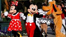 Disney auf Rekordhoch, Netflix unter Druck