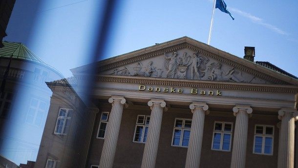 Danske Bank droht Millionenstrafe wegen Geldwäsche-Skandal