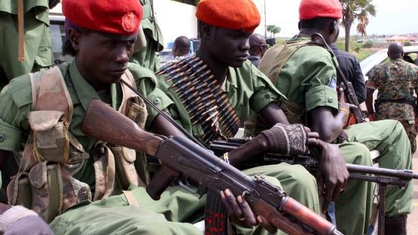 Vereinigte Staaten räumen Botschaft in Juba