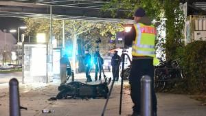 Wer fuhr das Unfallauto von Berlin?