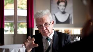 Kretschmann: Diesel-Gipfel bringen nichts