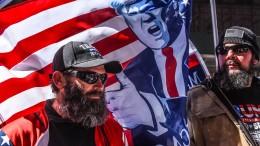 So wartet Amerika auf Details aus dem Mueller-Bericht