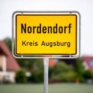 Zwei Jugendliche wurden am Samstag in Nordendorf tot aufgefunden (Archivbild)