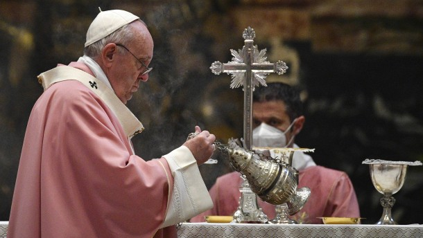 """""""Starrheit hat katholische Kirche an den Abgrund geführt"""""""