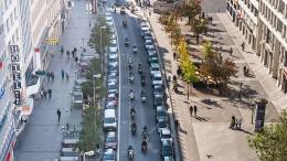 Stadt Frankfurt verbietet Motorrad-Demonstration