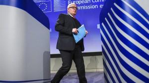 EU-Kommission leitet Sanktionsverfahren gegen Polen ein