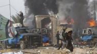 Der IS verübt regelmäßig Attentate im Irak und greift dabei vor allem Schiiten an.