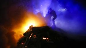Gewaltausbruch in der Ukraine wegen Patientenunterbringung