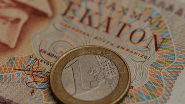 Szenarien für ein Ausscheiden Griechenlands