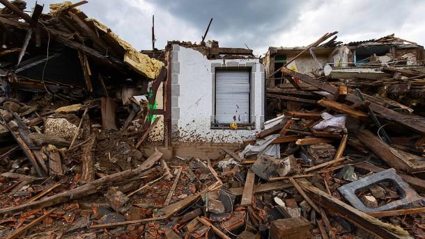 Wie der Klimawandel Flutrisiken stark erhöht