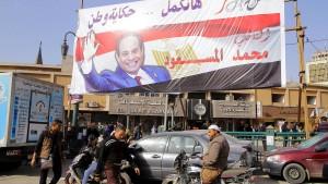 """Menschenrechtler beklagen """"grausame Diktatur"""" in Ägypten"""