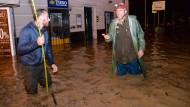 Norditalien kämpft mit starken Überschwemmungen