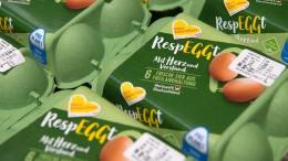 Eier mit gutem Gewissen kommen in den Handel
