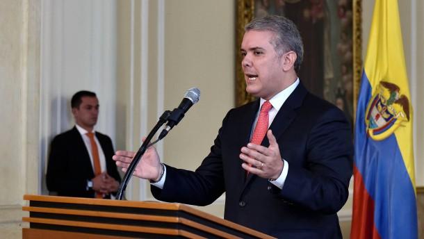 Kolumbiens harter Kampf um den Frieden