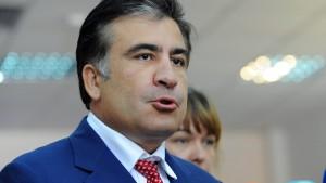 Saakaschwili gesteht Niederlage ein
