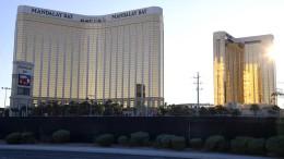 Hotelkette zahlt nach Massaker in Las Vegas für Beilegung von Klagen