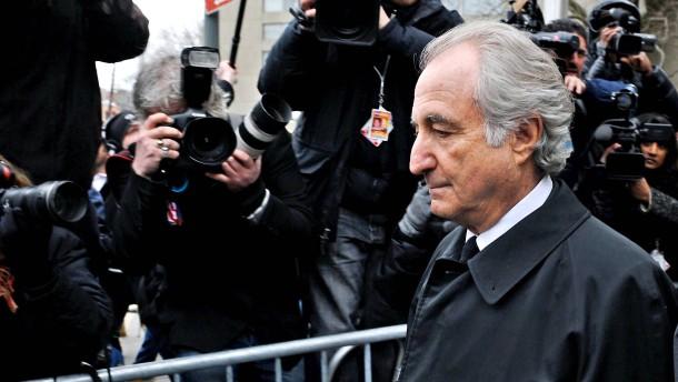 Bernie Madoff stirbt im Gefängnis