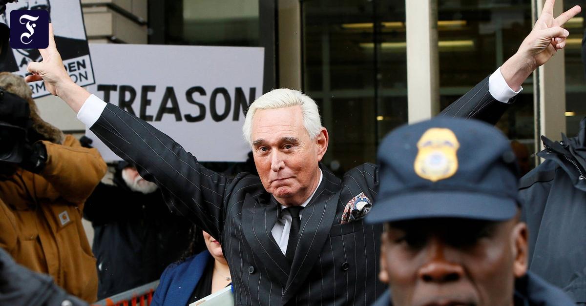 Trump Gefängnis