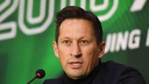 Roger Schmidt bei PSV Eindhoven vorgestellt