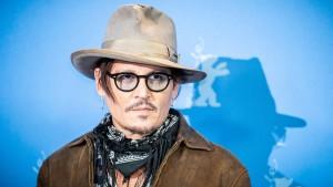 Johnny Depp beklagt Diskriminierung von Männern im Familienrecht