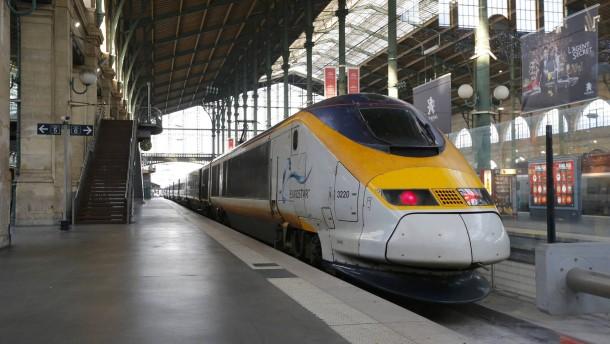 Großbritannien verkauft seinen Eurostar-Anteil