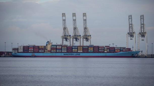 Kanada nimmt 69 Schiffscontainer Müll zurück