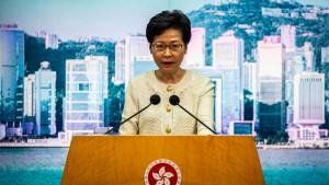 Hongkong droht nun Zensur