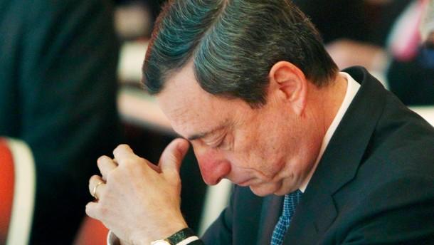 Draghi pocht auf Unabhängigkeit der EZB