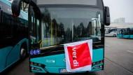 Streik der Busfahrer will nicht enden