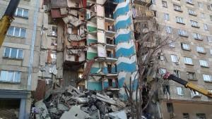 Mindestens vier Tote nach Gasexplosion in russischem Wohnhaus