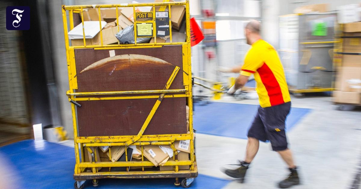 Nach dem Post-Streik: Es fehlen noch Pakete - Unternehmen ...