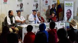Politischer Neustart für Ex-Guerilla