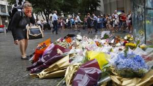 Die Opfer von Sydney
