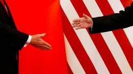 China und Amerika streiten um Deutung im Handelsstreit
