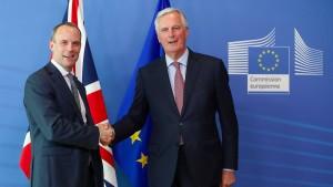 EU-Kommission legt Szenarien für Brexit vor