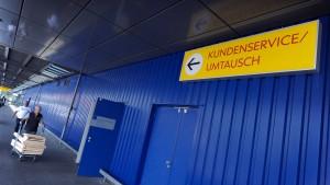 Ikea warnt vor Stromschlaggefahr bei Lampenfuß