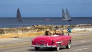 Sehnsuchtsziel Kuba: Für amerikanische Touristen bald besser erreichbar