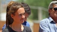 """Für den """"Libero"""" zu viel des Guten: Carola Rackete bei einer Anhörung vor Gericht vergangene Woche"""