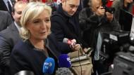 Front National setzt auf Protestwähler