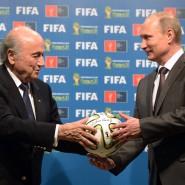 Fußball-WM 2018 in Russland: Der Spielball liegt in Putins Händen