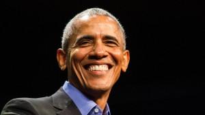 Obama bleibt Präsident der Herzen