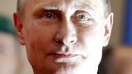 Russlands Präsident Vladimir Putin. Er führt eine Großmacht, die doch keine Idee von ihrer Rolle in einer neuen Weltordnung hat.