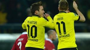 Dortmund spielt wie ein Titelverteidiger