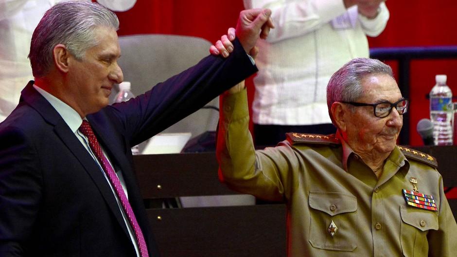 Miguel Diaz-Canel ist der neue Führer in Kuba. Er ist aber wohl kein Erneuerer.
