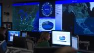 Ein amerikanisches Abwehrzentrum für Cyberattacken.
